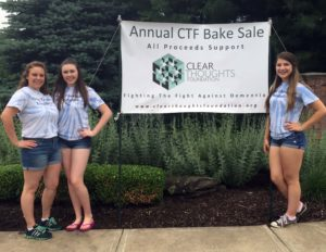 Annual CTF Bake Sale